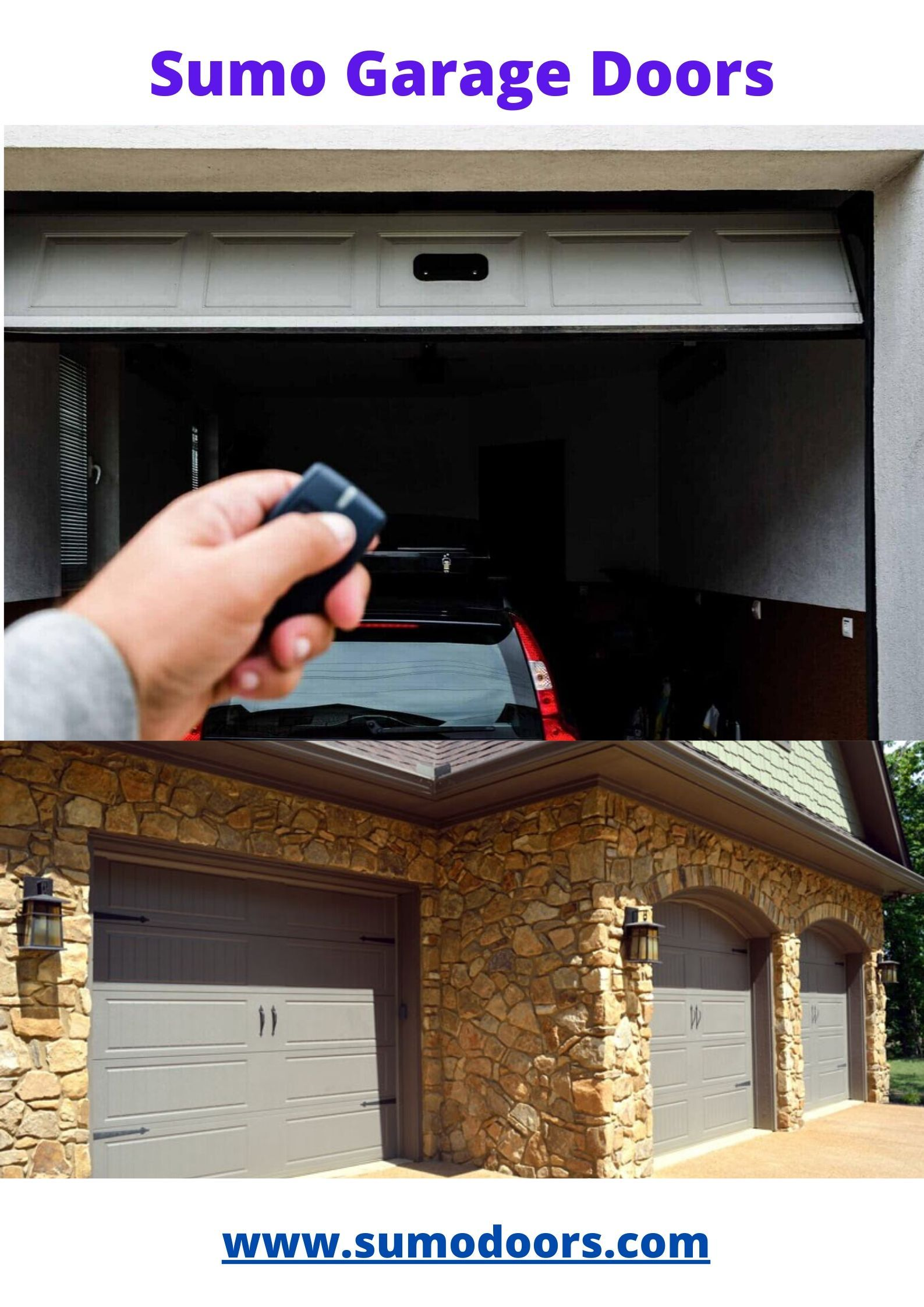 Automatic garage door opener in 2020 automatic garage