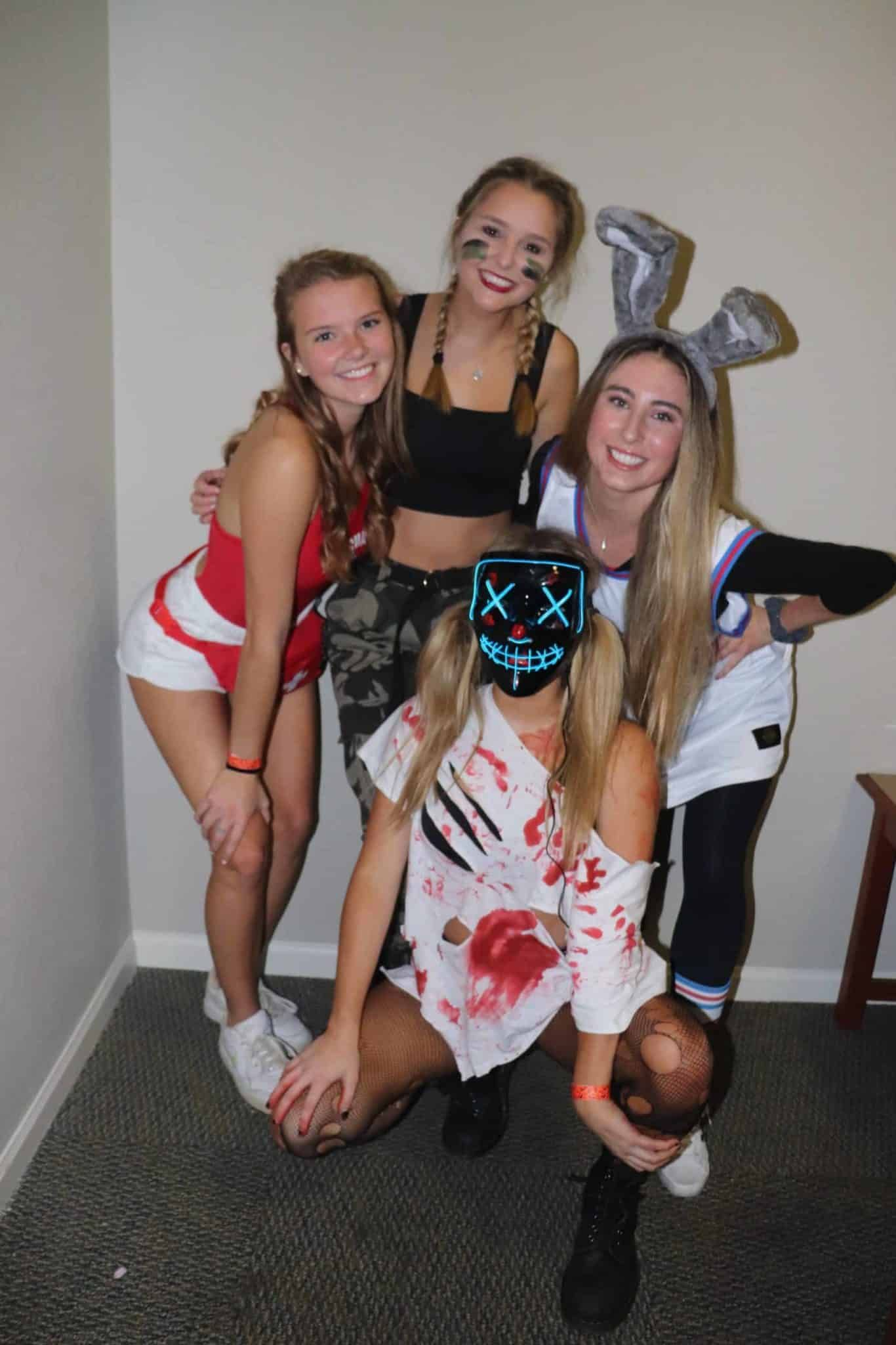 86 Easy College Halloween Costumes That Are Perfect for