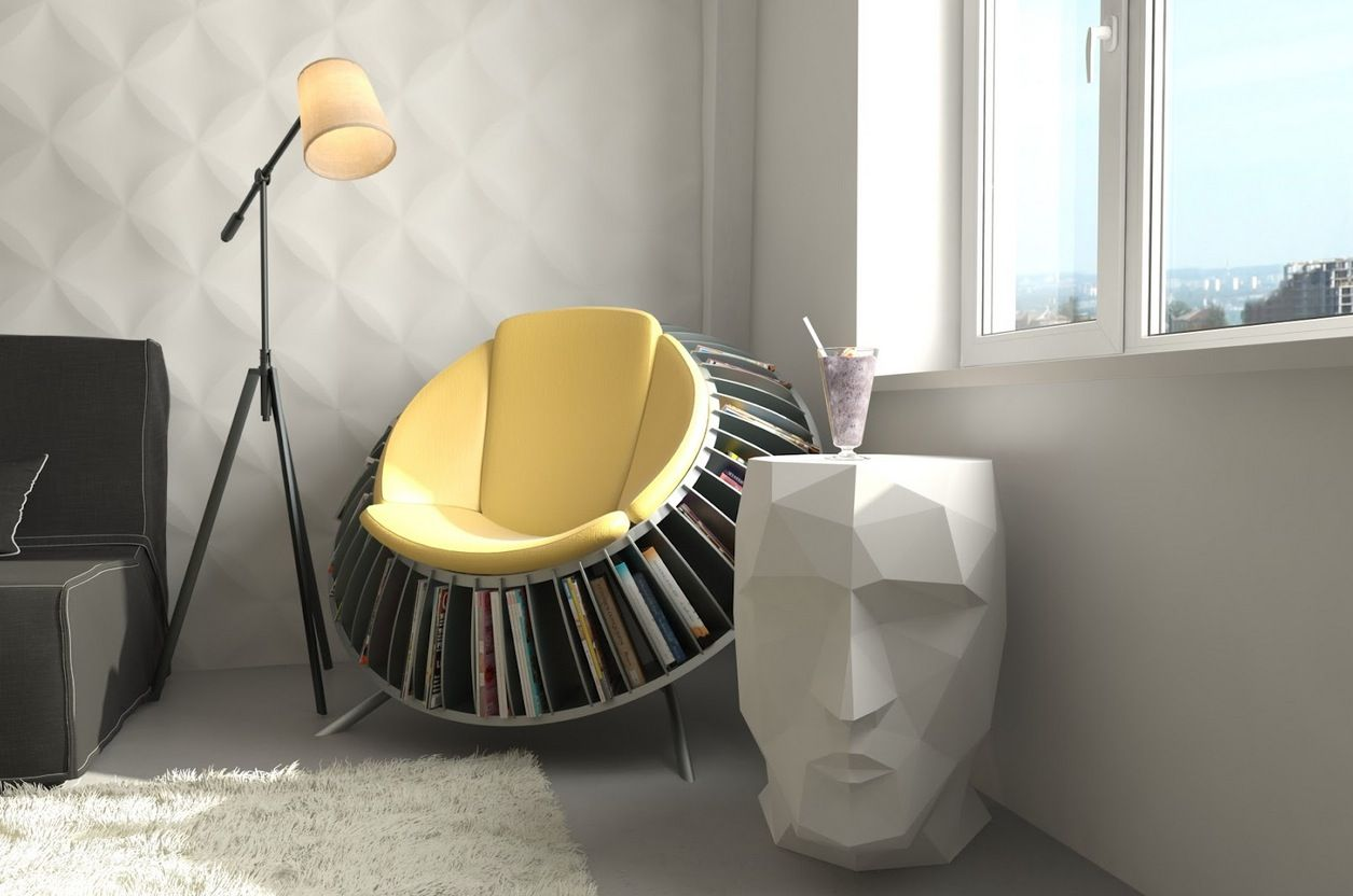 Comfortable Chairs For Reading That