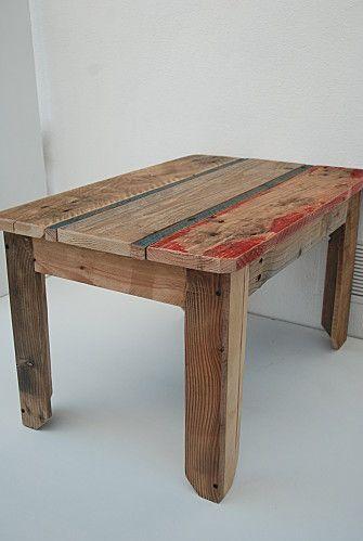 bureau enfant bois de palettes pallet pinterest pallet pallet furniture and diy pallet. Black Bedroom Furniture Sets. Home Design Ideas