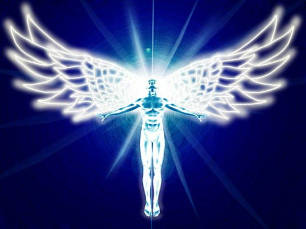 Angel of ascension