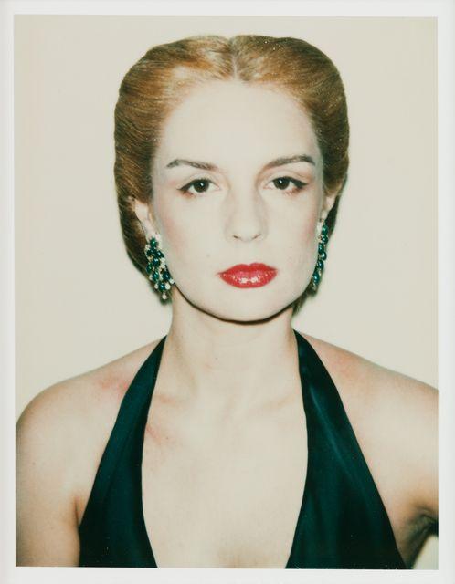 Andy Warhol | Carolina Herrera (1978) | Available #andywarhol