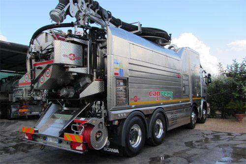 Noleggio Bagni Chimici Sebach Frosinone Trucks Train Vehicles