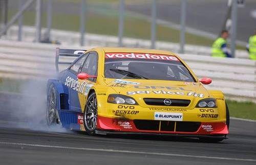 Opel Astra Dtm Race Car Race Cars Racing Opel
