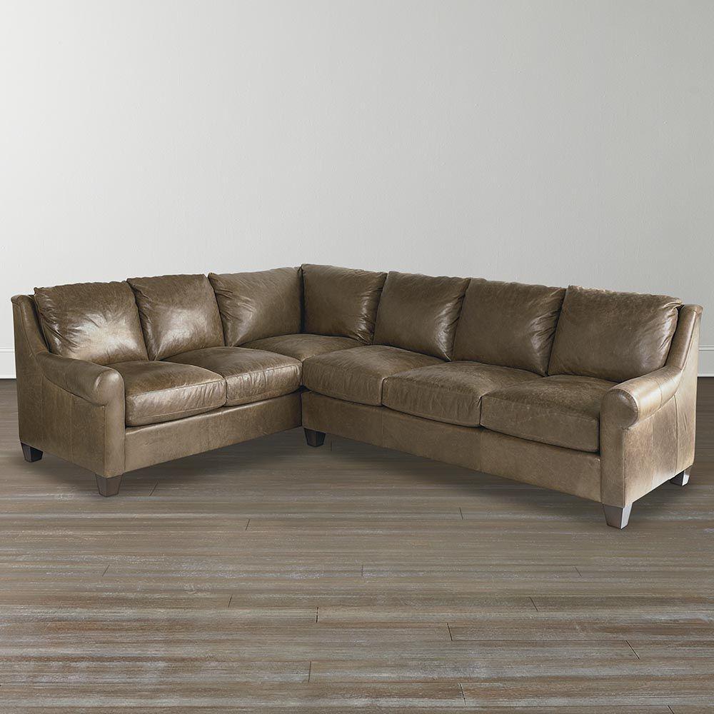 Bassett Furniture American Casual Ellery Large L Shaped