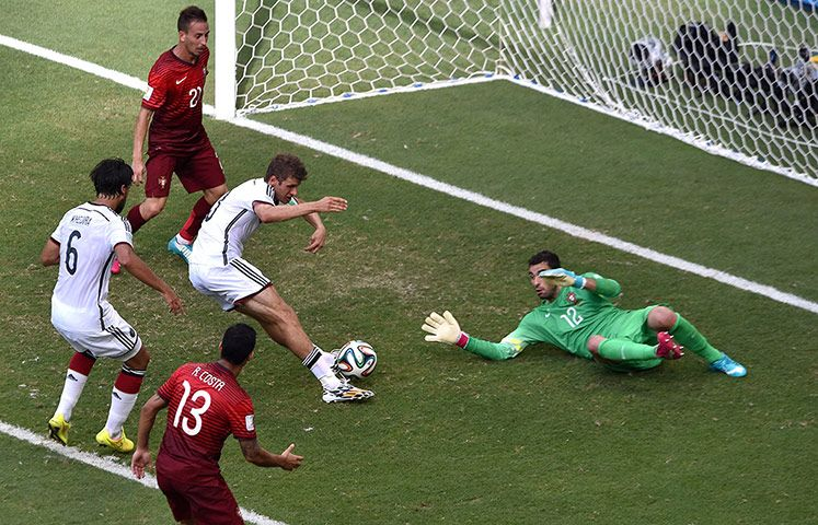 World Cup 2014 Germany V Portugal In Pictures World Cup 2014 World Cup Nike Football Boots