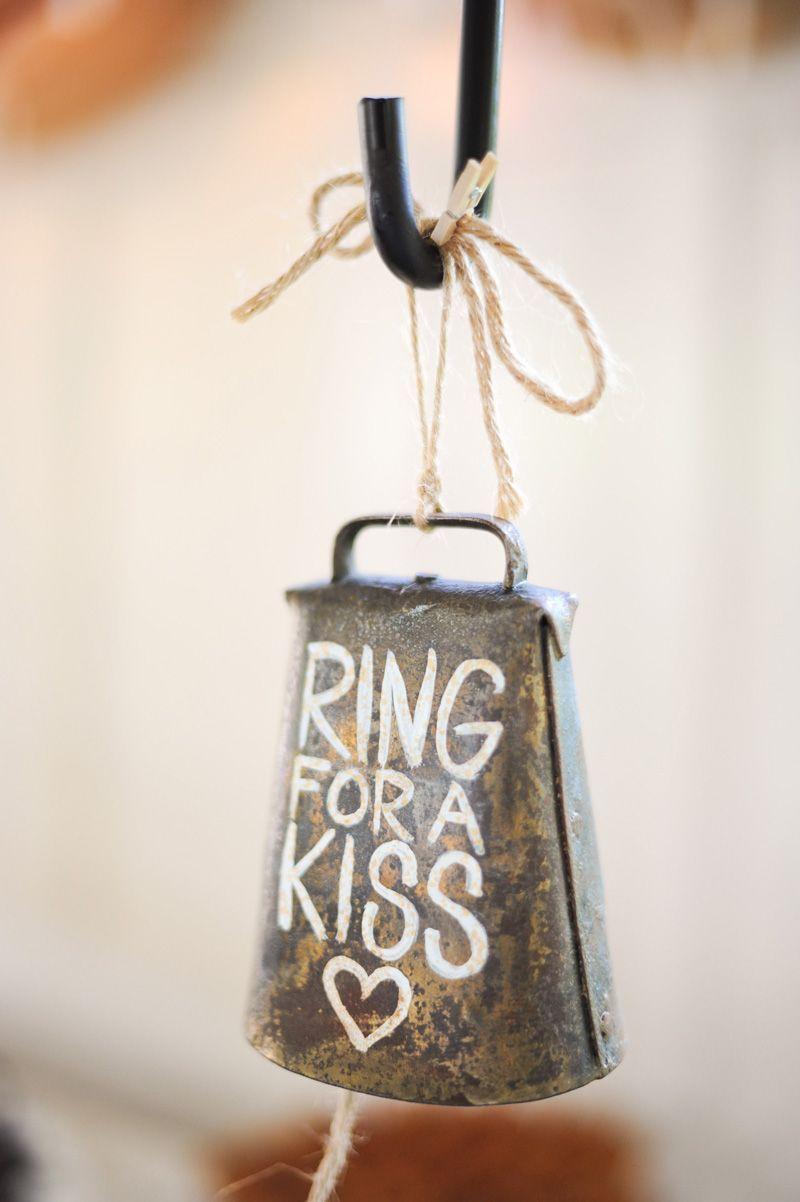 Bell Decor Wedding Bell Decor For Rustic Barn Wedding Theme  Diy Wedding