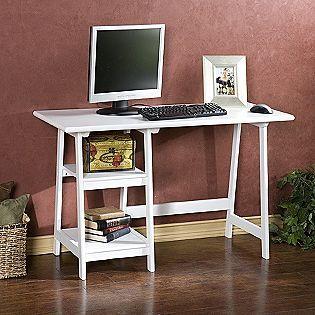 Kmart 162 Frame Desk White Computer Desk White Writing Desk