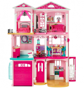 Barbie Dream House For Girls Presents 3 Year Old Daughter Gifts