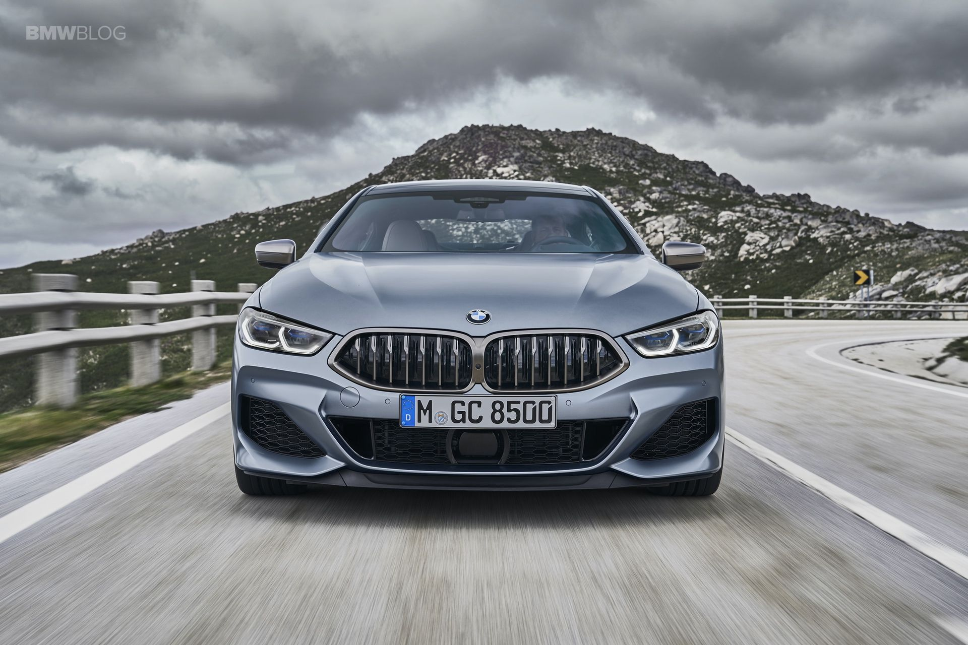 First Videos Of The New Bmw 8 Series Gran Coupe And M850i Gran