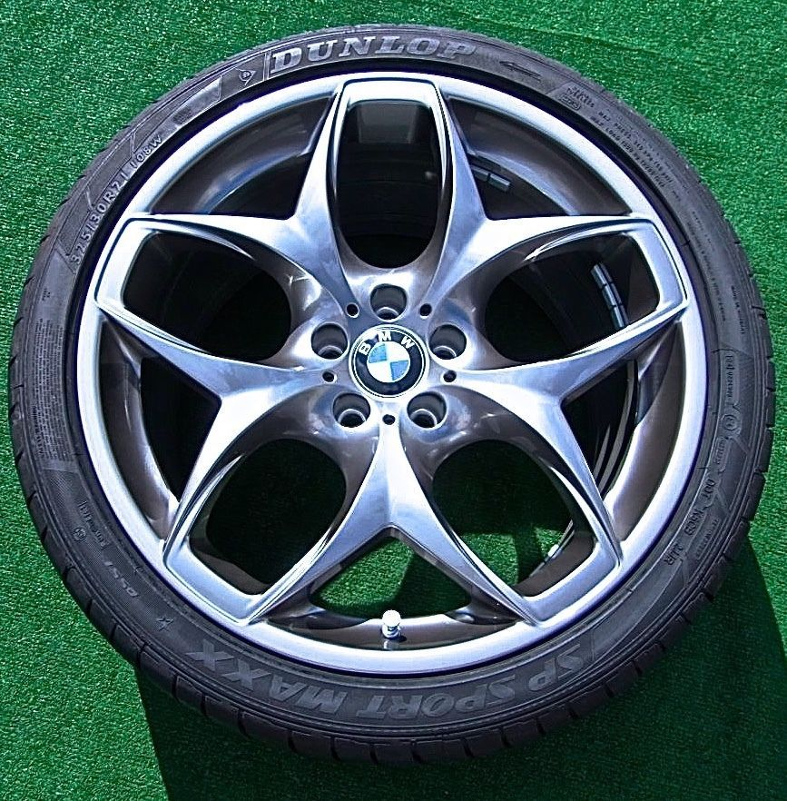 BMW Rims Style >> Details About 21 Oem Factory Bmw Wheels And Tires Rims