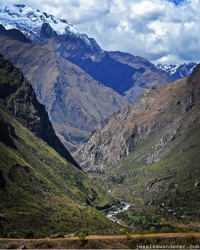 The Inca trail is rated to be in the top 5 treks in the world, and is by far one of the most recognisable treks in South America. Final destination: #MachuPicchu. Who wouldn't want to travel here? Thanks @jessisawanderer for sharing using #bbctravel! #Peru