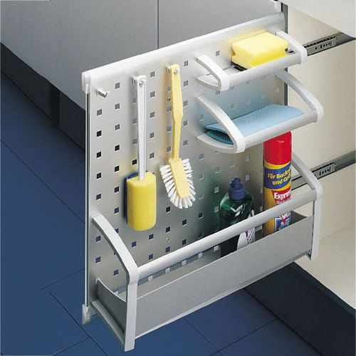 Hafele Base Pull Out 545 27 520 Kitchen Sink Organization Cabinet Organization Kitchen Organization