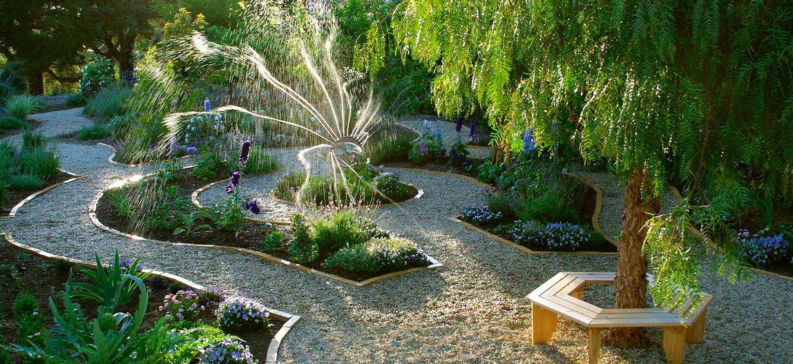 Grace Design Associates Inc Backyard Landscaping Landscape Design Vegetable Garden Design