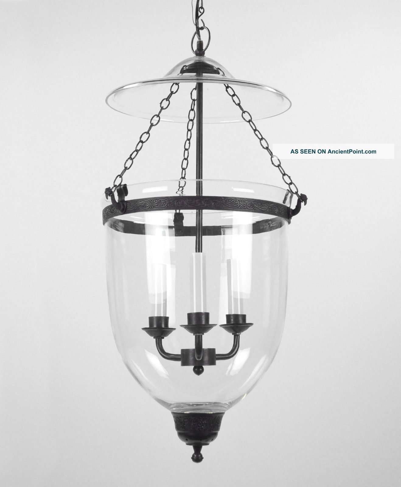 Bell jar pendant lighting fixtures deairankfo pinterest