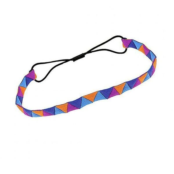 Yoins Stylish Triangle Elasticated Tape Headband ($4.10) ❤ liked on Polyvore featuring accessories, hair accessories, black, headbands, head wrap headband, hair bands accessories, headband hair accessories, braided headwrap and braided elastic headband