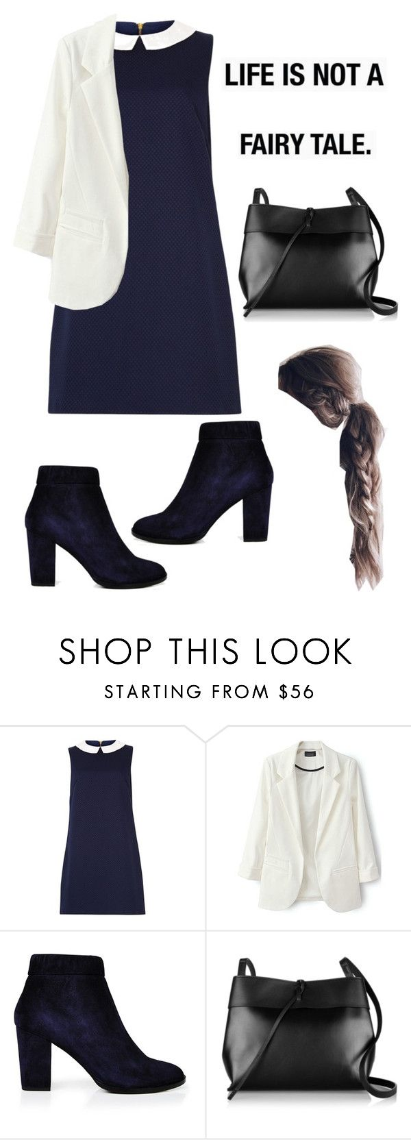 """""""Not all dreams come true"""" by fanan0ndom ❤ liked on Polyvore featuring Sugarhill Boutique, Whistles, Kara, Love Quotes Scarves, women's clothing, women's fashion, women, female, woman and misses"""