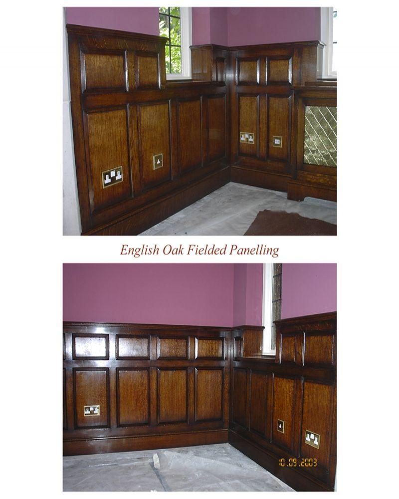 Titchmarsh And Goodwin Handmade English Furniture   Architectual Joinery U0026  Panelling/Study U0026 Library English