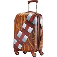 American Tourister Star Wars Spinner 21 Chewbacca - American Tourister Hardside Luggage