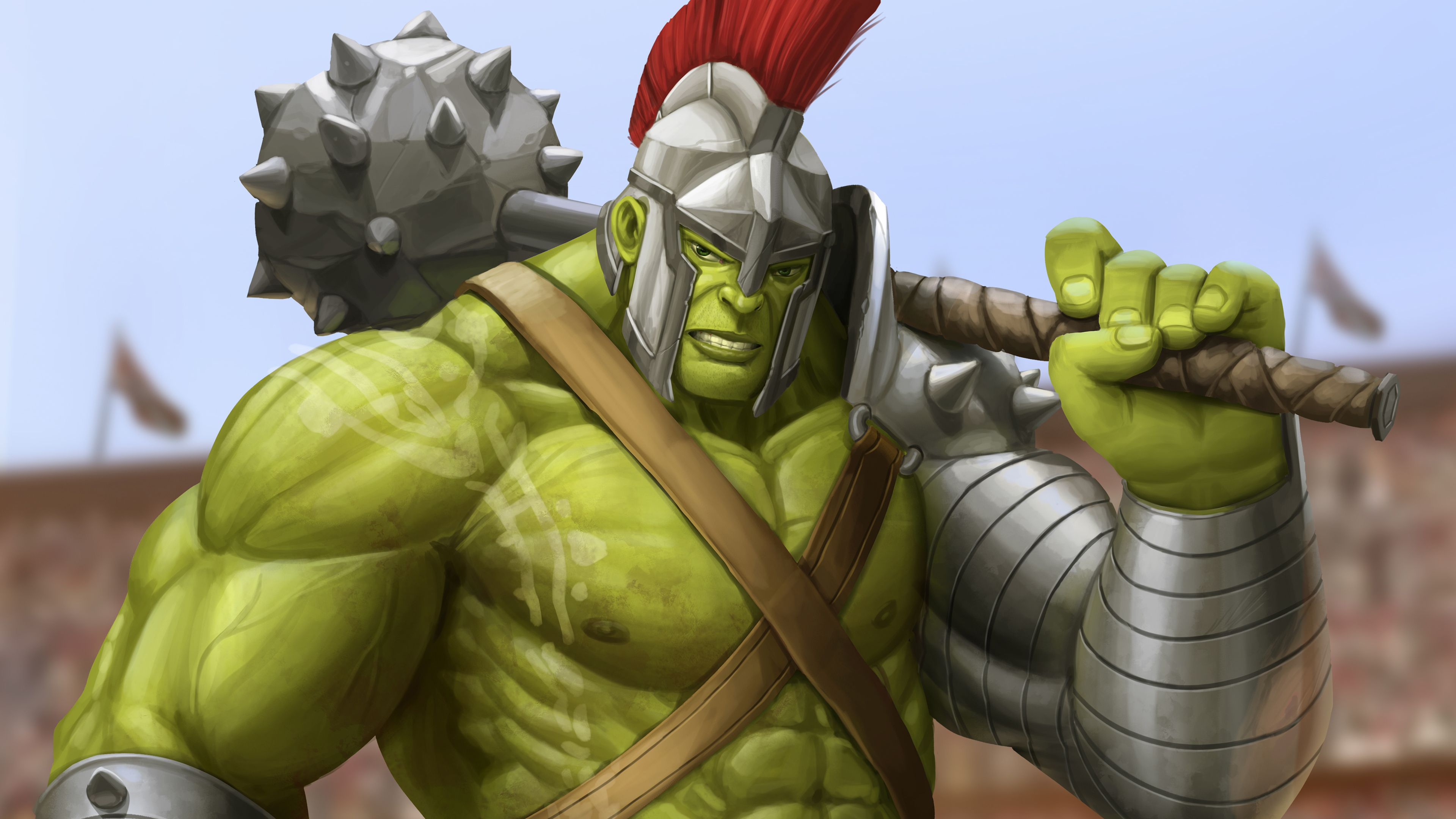 Hulk 4k Art superheroes wallpapers, hulk wallpapers, hd