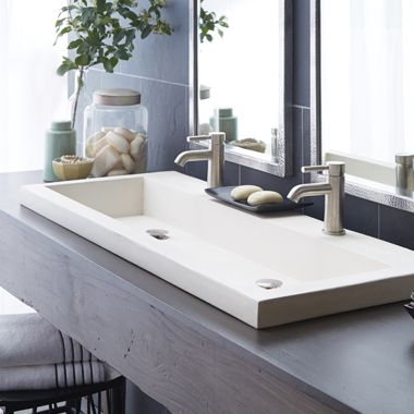 Nativestone Bath Sinks By Native Trails Are Eco Friendly