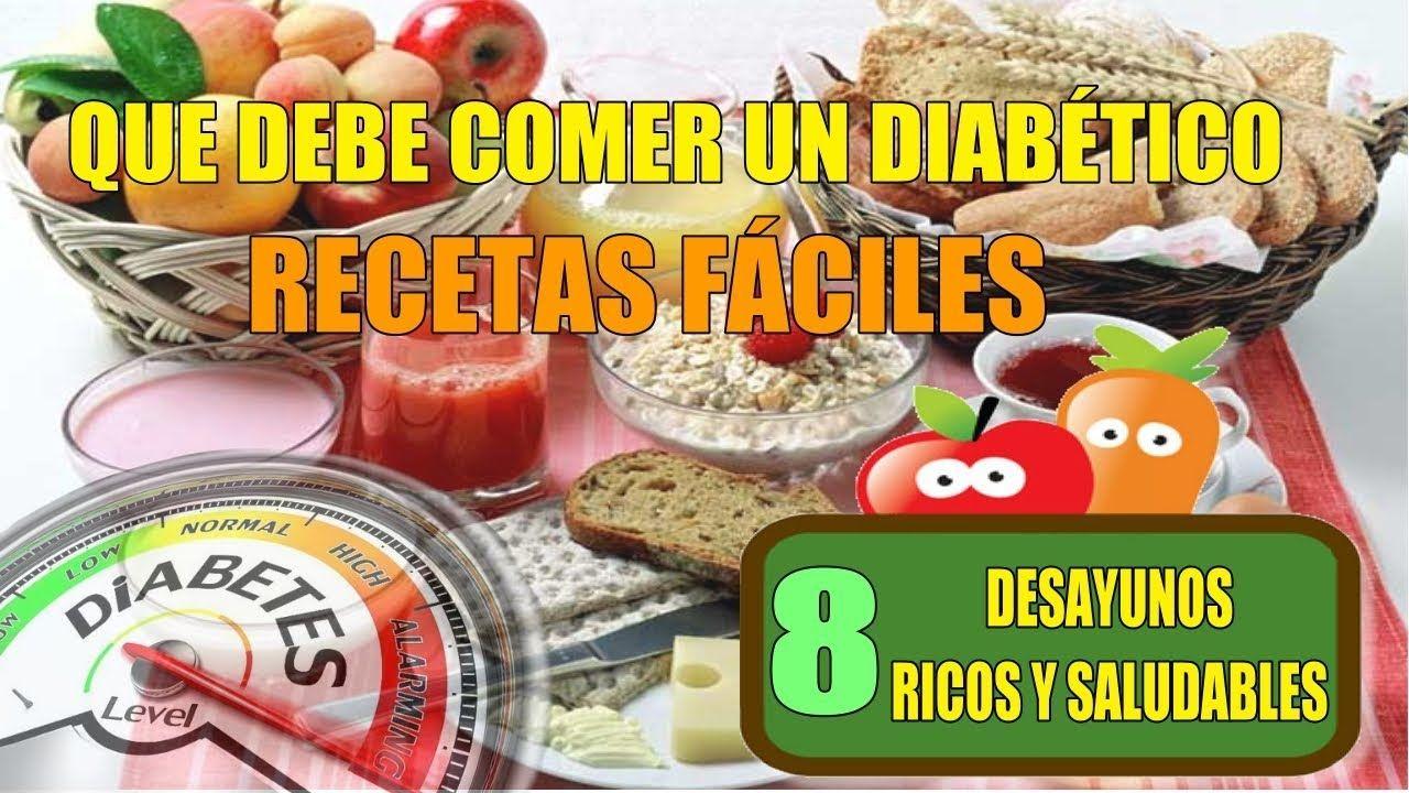 Que no debe de comer un diabetico