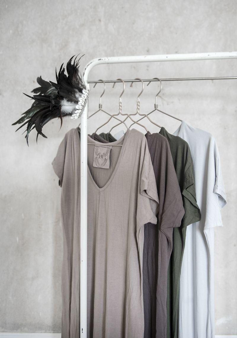 ... t-shirt dress ...