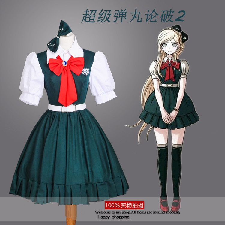 100% Quality Charlotte Tomori Nao Sailor Suit School Uniform Dress Outfit Cosplay Costumes Anime Costumes