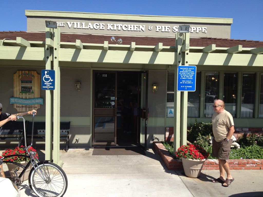 Village Kitchen U0026 Pie Shoppe Is A Delicious Bakery Right Off Of Tamarack  Ave. Great