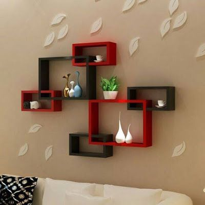 Best wooden wall shelves design ideas for modern homes also home decoration images in rh pinterest