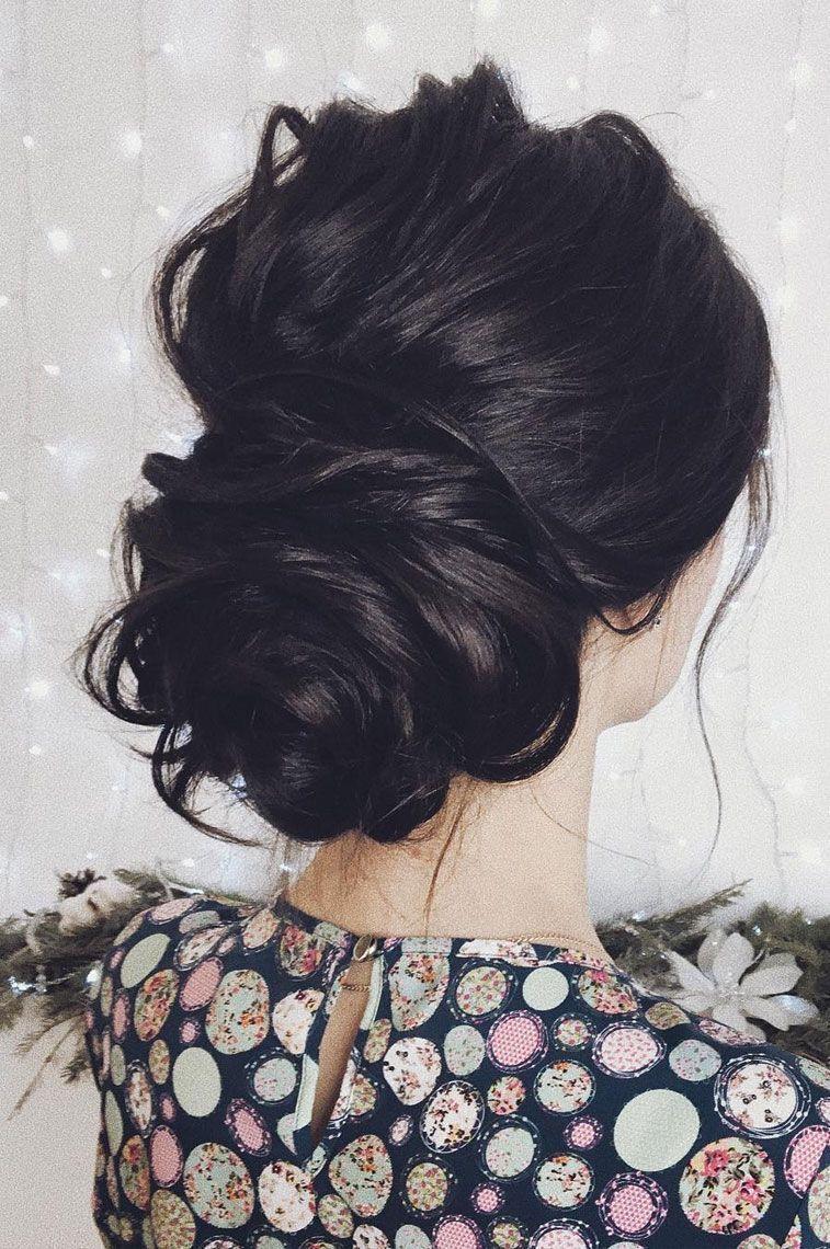 Wedding Updos For Medium Length Hair Wedding Updos Updo Hairstyles Prom Hairstyles Weddingu Medium Length Hair Styles Updos For Medium Length Hair Hair Styles