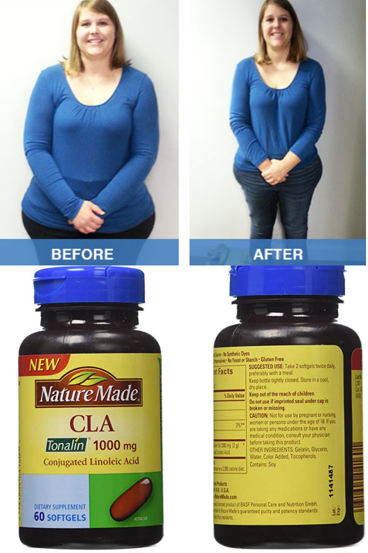 Cla, or conjugated linoleic acid, is a fatty acid with two