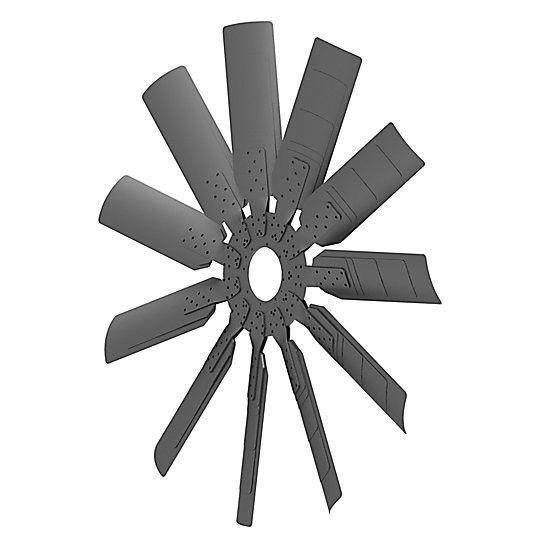 180-7175 Spider Radiator Fan