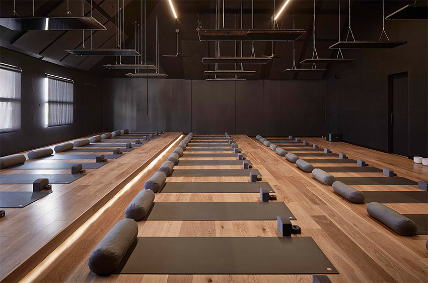 Humming Puppy Yoga Studio, Prahran, Melbourne - The Cool Hunter