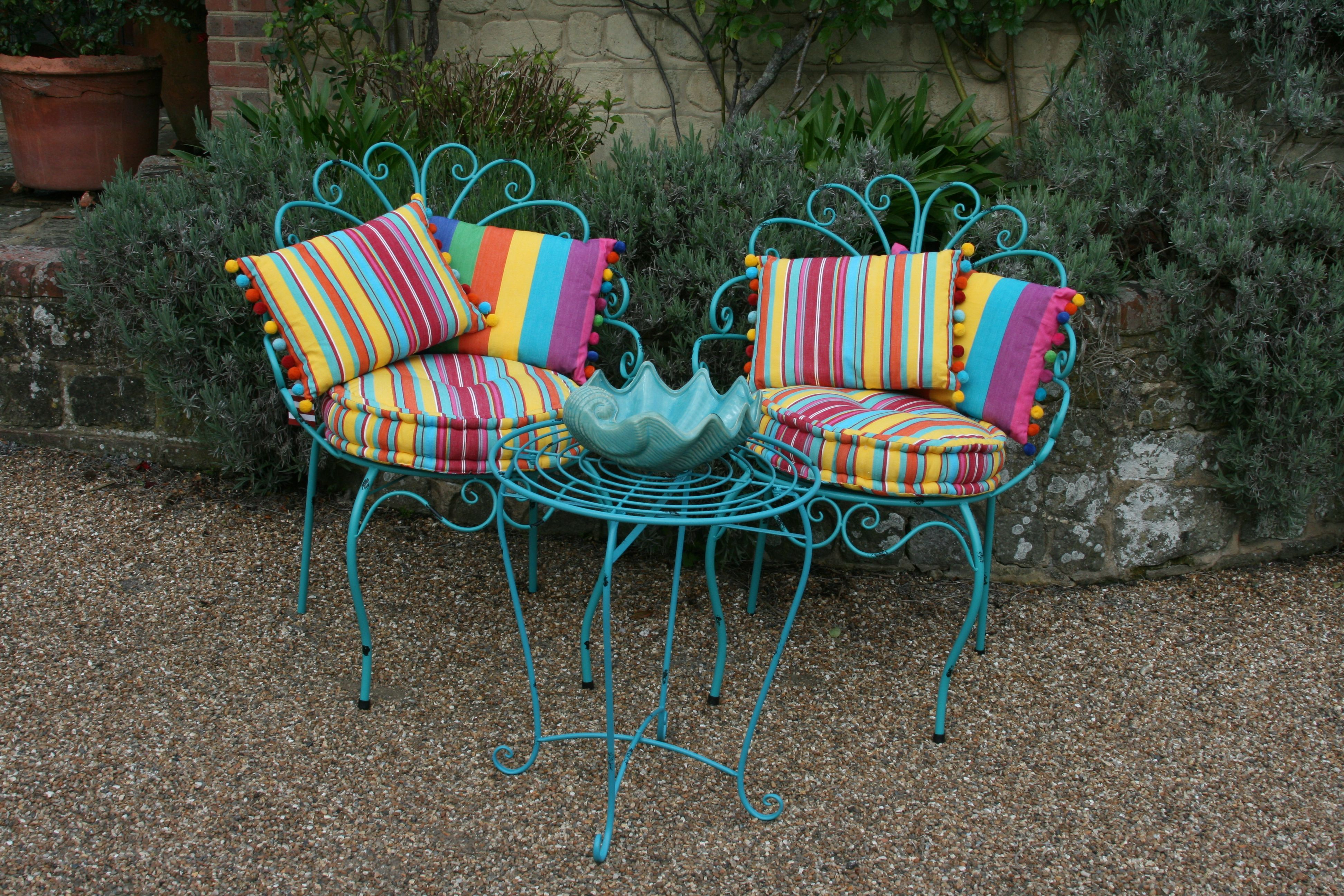Exceptionnel #colourful Outdoor Cushions#colourful Patio Furniture