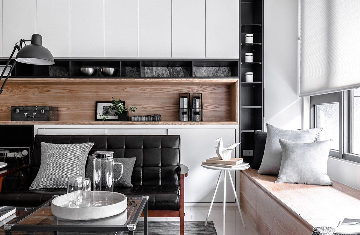 Hausdesign mit zwei schlafzimmern möbelideen für das ganze haus  möbel und accessoires