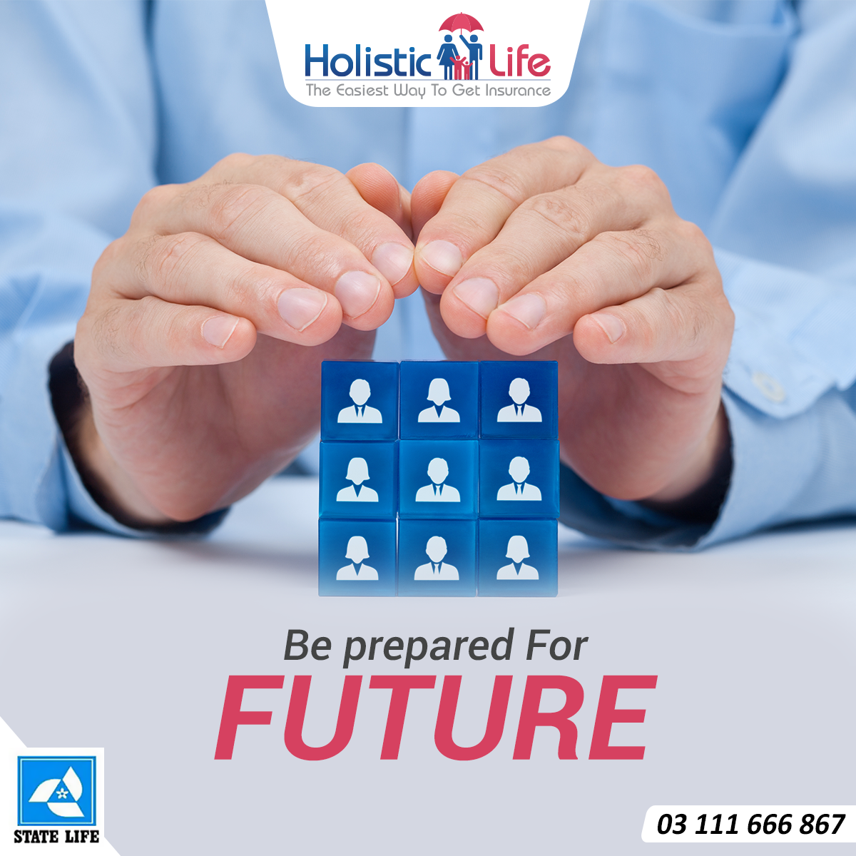 An insured life is the best life indeed. Ensuring a secure ...