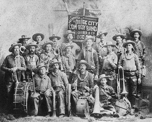 1800s Wild West Band Ghostcowboy Com Travel With
