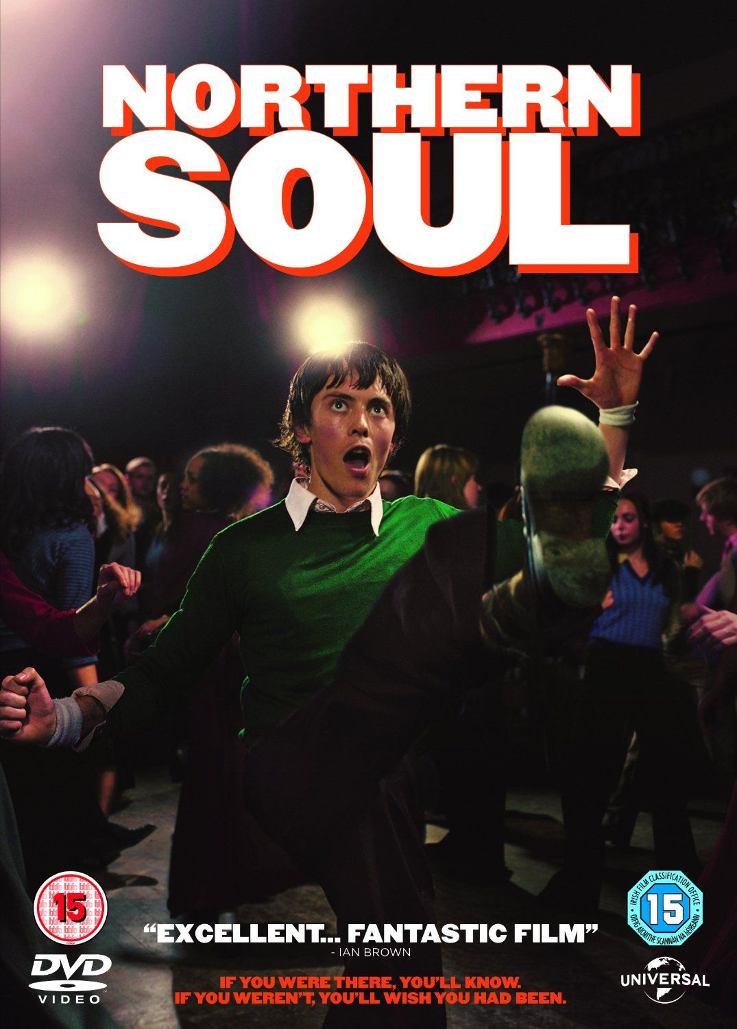 Northern Soul [DVD] [2014]: Amazon.co.uk: Steve Coogan, Antonia Thomas, Christian McKay, Elliot James Langridge, Josh Whitehouse, Elaine Constantine: DVD & Blu-ray
