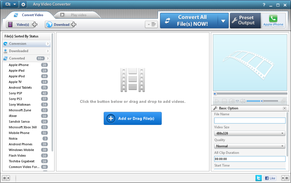 Any Video Converter Free Download Full (Latest Version
