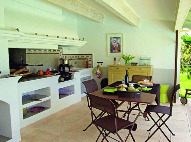 pratiques les cuisines dextrieur - Photo Cuisine Exterieure Jardin
