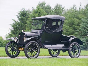 1923 Ford Model T Roadster Auto Auto S Motoren Antieke Auto S
