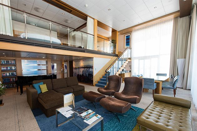 Luxury Cruise Balcony Suite Dream Travels Pinterest Cruises - Best rooms on a cruise ship carnival