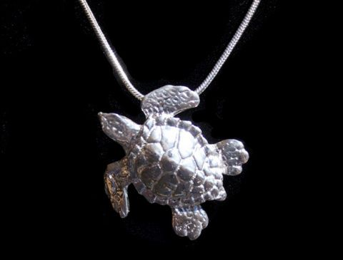 Ocean allure sterling silver sea turtle pendant sea turtle ocean allure sterling silver sea turtle pendant sea turtle jewelry silver jewelry aloadofball Image collections