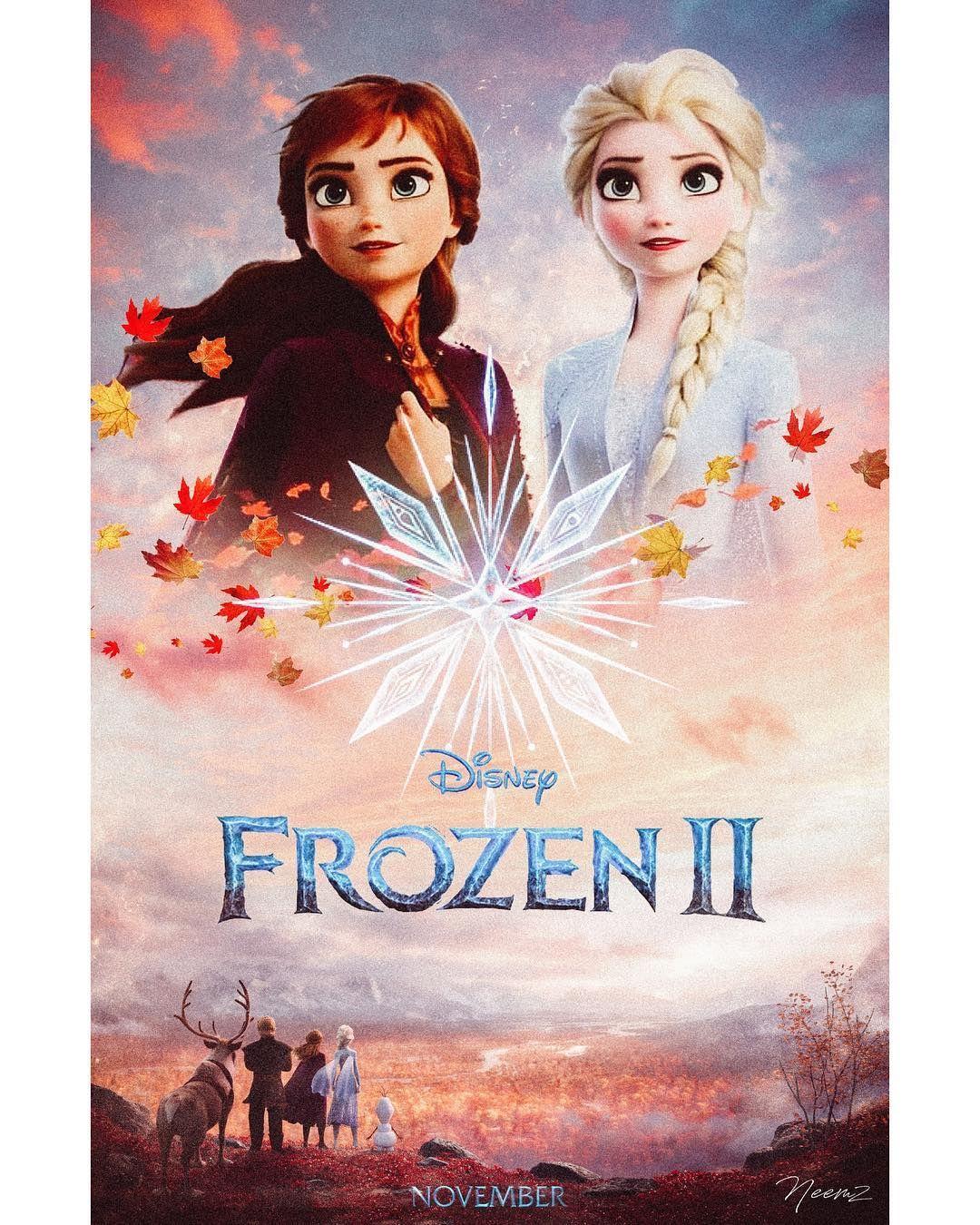 Disney Frozen Frozen2 Movies Film Animasyon Frozen