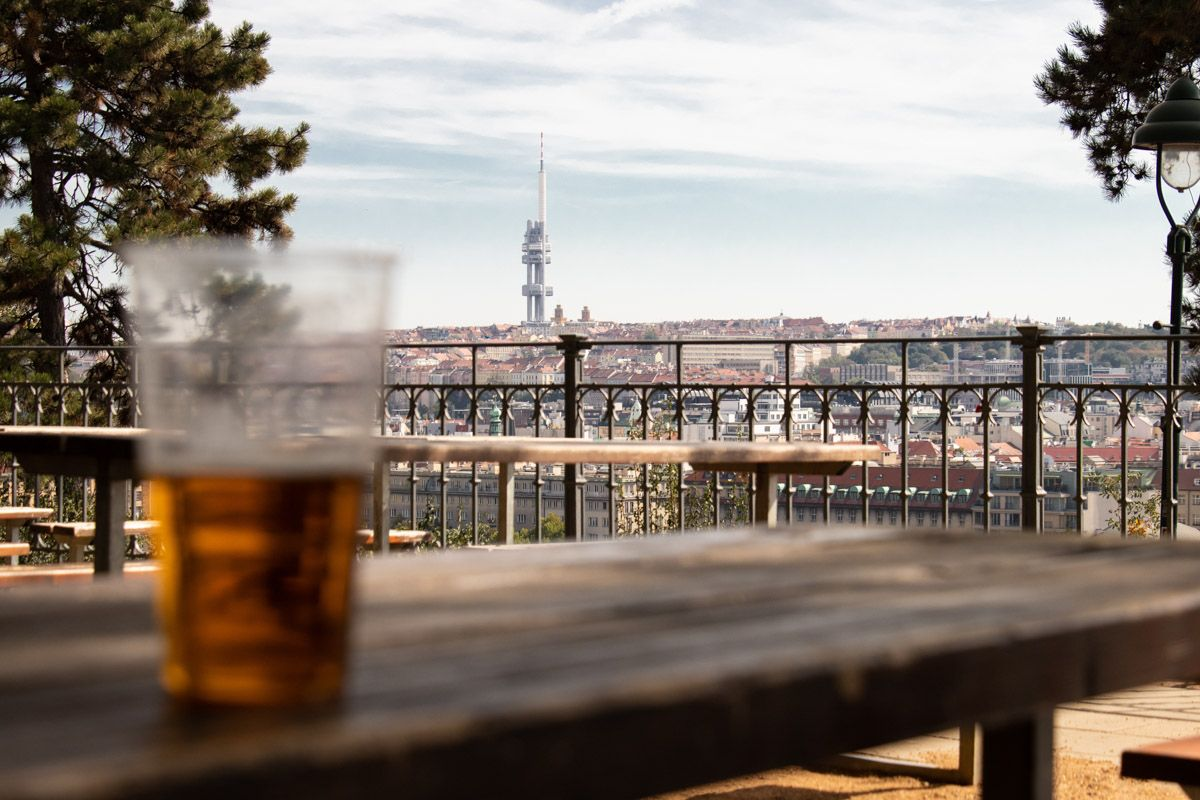 13 Seriously Cool Bars And Restaurants In Prague With A View Prague Bars Prague Prague Restaurants