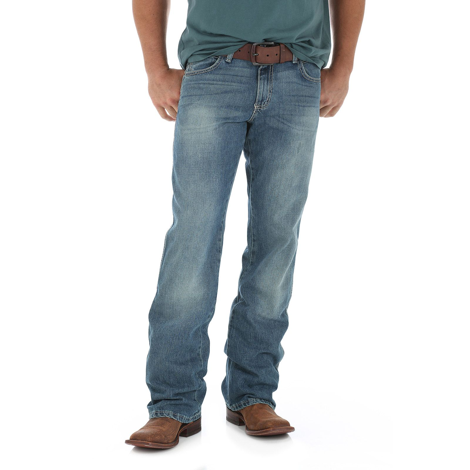Men's Wrangler Retro® Relaxed Fit Bootcut Jean | Colors, Style and ...
