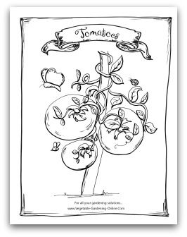 coloring pages free horticulture - photo#18