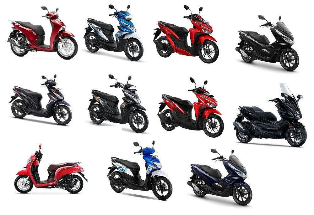 Harga Motor Matic Honda Siapa Yang Tak Kenal Dengan Industri Motor