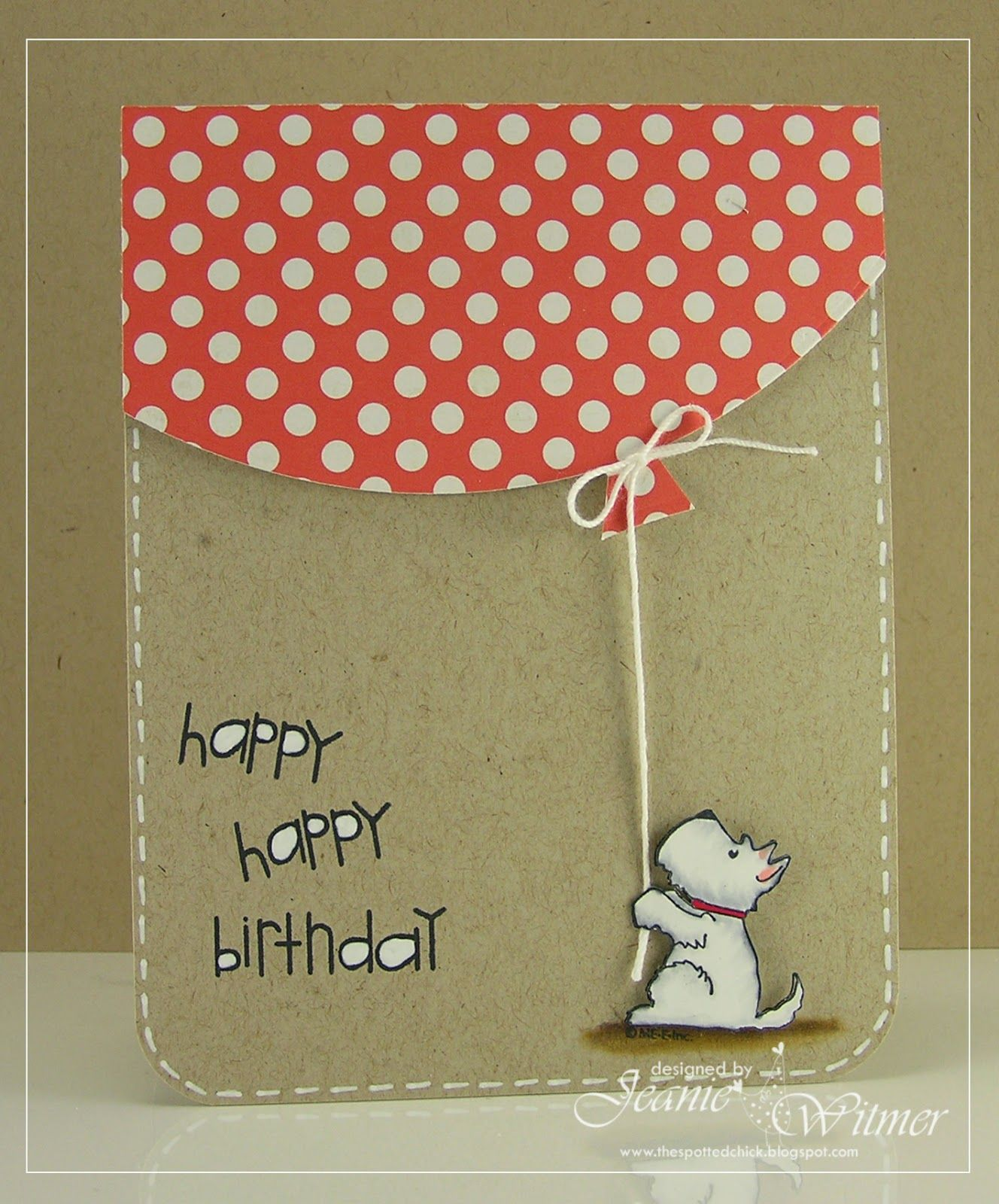 mornin hens today is my good friend loulou s birthday she has an